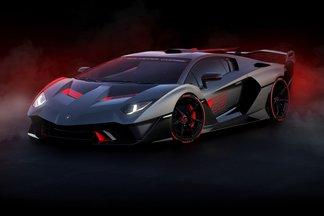 Lamborghini SC18: Μία και μοναδική με αγωνιστικές προδιαγραφές