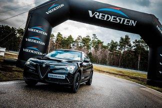 Οδηγούμε το νέο ελαστικό Vredestein Quatrac Pro All Season