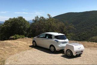 Απίστευτη πρόταση: Τρέιλερ-γεννήτρια η λύση στην αυτονομία των ηλεκτρικών αυτοκινήτων (Video)