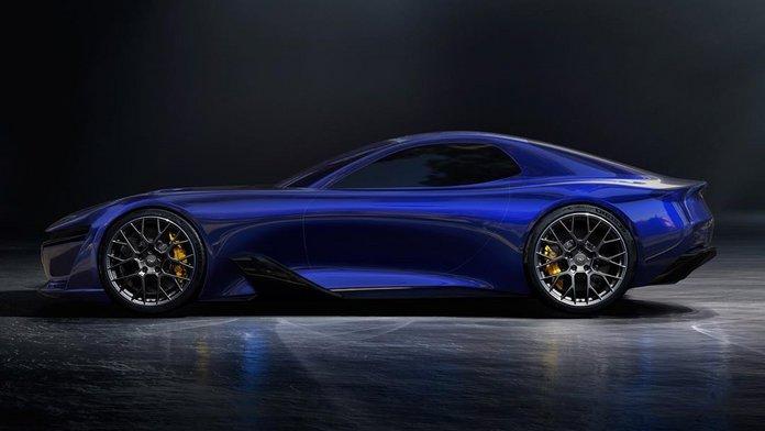 Αν είναι έτσι το νέο Mazda RX-9 το θέλουμε άμεσα!